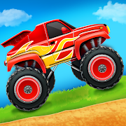 Monster Truck Games-Kids Games