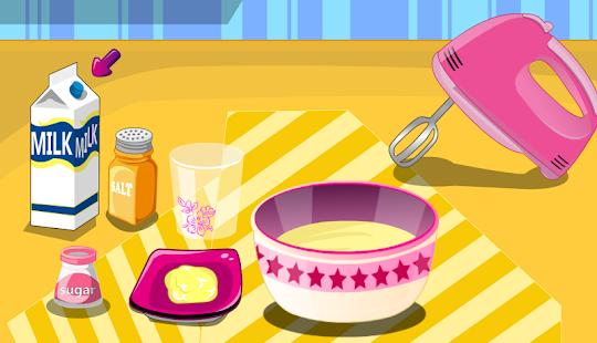 games cooking donuts 3.0.0 screenshots 3