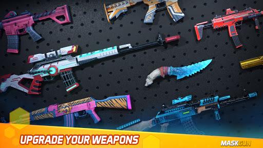 MaskGun Multiplayer FPS - Shooting Gun Games  screenshots 3