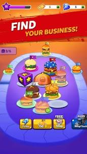 Merge Burger: Food Evolution Cooking Merger 2.0.11 Mod APK Download 3