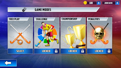 Field Hockey Cup 2021: Play Free Hockey Games apkpoly screenshots 5