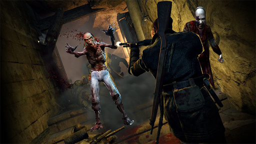 Des Zombies Morts Ciblent Un Assassin APK MOD – Pièces Illimitées (Astuce) screenshots hack proof 1