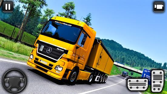 Cargo Simulator 2021