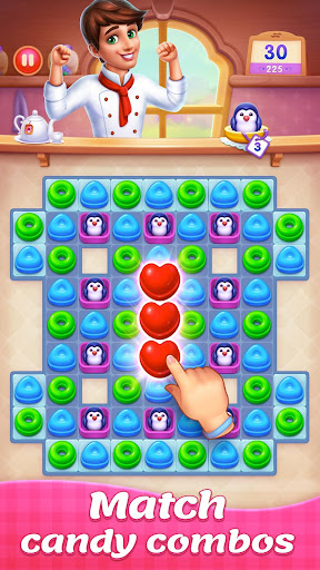 Candy Sweet Legend - Match 3 Puzzle 5.2.5030 screenshots 14