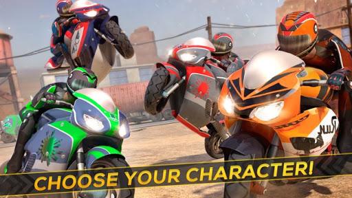 Moto Racing Rider 4.0 screenshots 3