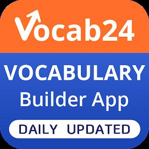#1 Vocab App Hindu Editorial Grammar Dictionary 17.0.4 by vocab24 logo