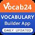 vocab24 :  daily editorials and vocabulary builder