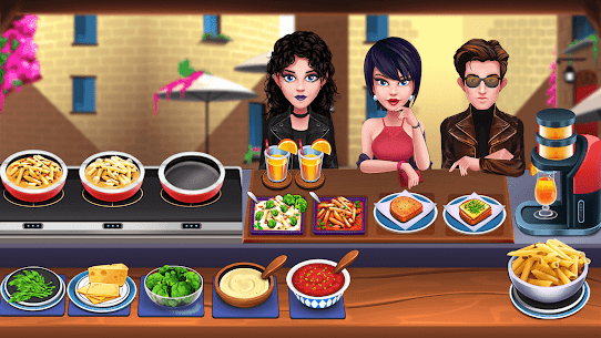 Cooking Chef – Food Fever 3