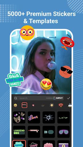 FilmoraGo - Video Editor, Video Maker For YouTube android2mod screenshots 5