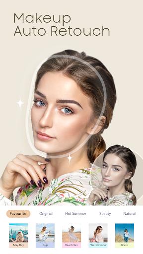 YuFace: Makeup Camera, Makeover Face Editor Magic 2.0.9 screenshots 1