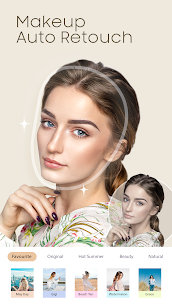 YuFace Makeup Selfie Camera, Makeover Photo Editor 1