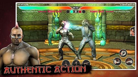 Kung Fu Madness Street Battle Attack MOD (Money) 4