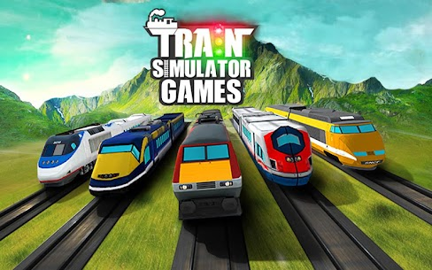 Egypt Train Simulator Games : Train Games 7
