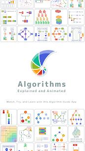 Algorithms: Explained and Animated Premium Cracked Apk 1