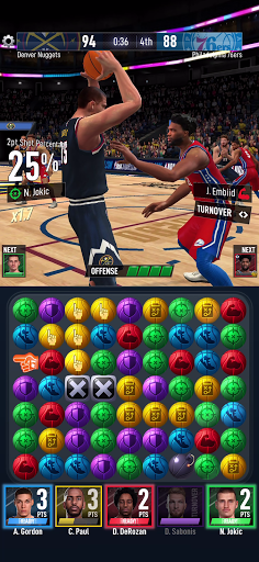 NBA Ball Stars: Play with your Favorite NBA Stars  screenshots 6