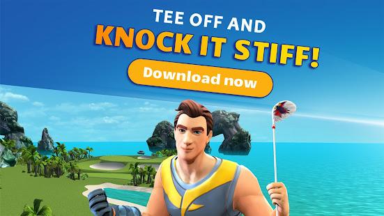 Golf Slam - Fun Sports Games