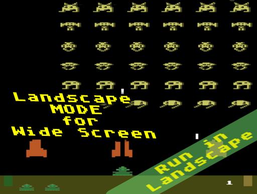 Télécharger Classic Invaders - Jeu de tirs des années 80 apk mod screenshots 2