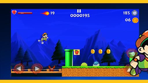 Super Mob's World 2021 - Jungle Adventures 3 (Pro) apktreat screenshots 1