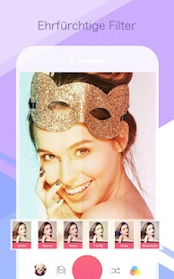 Sweet Selfie Kamera - Besten,selfie &beauty camera Screenshot