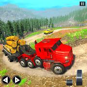 Offroad Cargo Truck Driver: Truck Transport Games