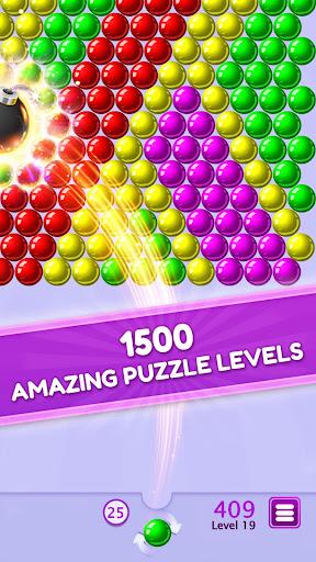 bubble shooter puzzle screenshot 2