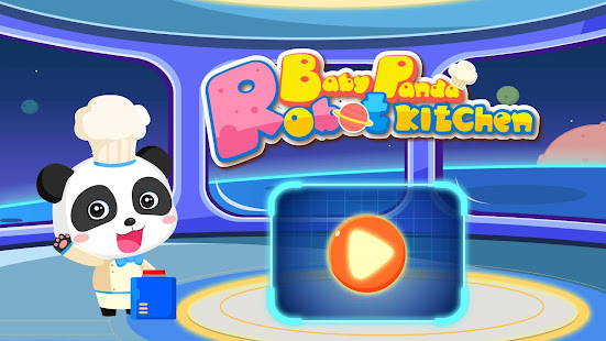 Little Pandau2019s Space Kitchen - Kids Cooking 8.57.00.02 Screenshots 6
