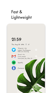 Niagara Launcher 🔹 fresh & clean Screenshot