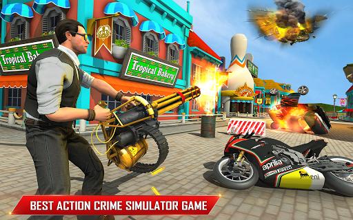 Gangster Crime Simulator 2020: Gun Shooting Games screenshots 17
