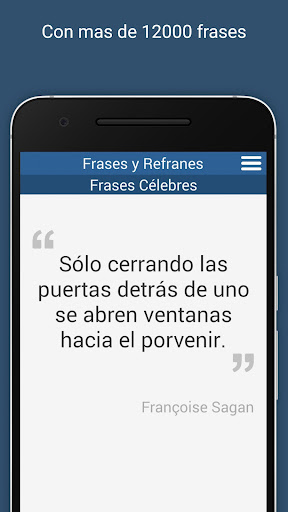 Frases y Refranes screenshots 2