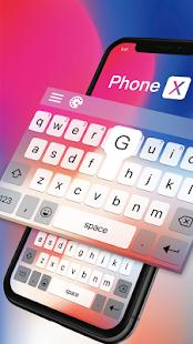 Phone X Emoji Keyboard 1.0.1 Screenshots 3