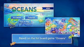 Oceans Board Game Lite
