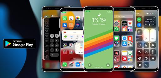 iOS launcher max 2021 Versi 1.0.1