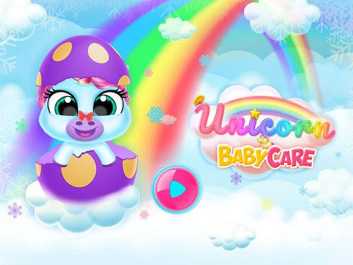 Baby Unicorn Pet Care  screenshots 1