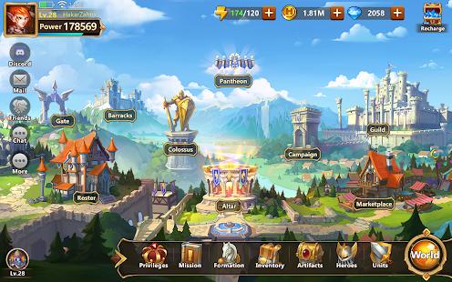 Might & Magic: Era of Chaos - Tactical RPG screenshots 16