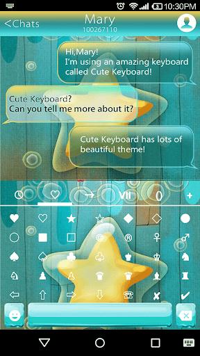Bubble Star Emoji Keyboard For PC Windows (7, 8, 10, 10X) & Mac Computer Image Number- 7