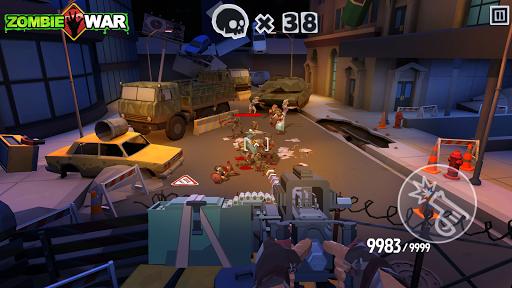 Zombie War 1.2.7 screenshots 3