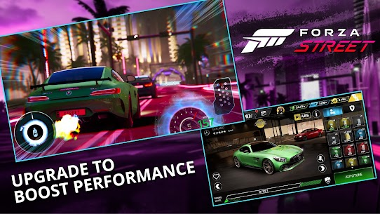 Forza Street: Tap Racing Game v37.1.0 Apk & OBB Free Download 2