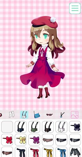 Favorite girl : Dress up game  screenshots 10