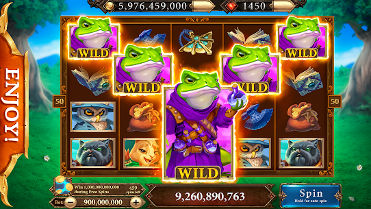 Scatter Slots MOD Apk 3.85.0 (Unlimited Money) 3