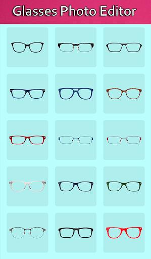 Glasses Photo Editor  Screenshots 13