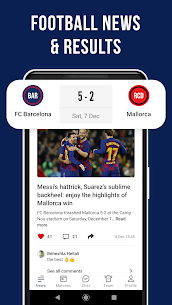 Barcelona Live: Unofficial App for football fans 2