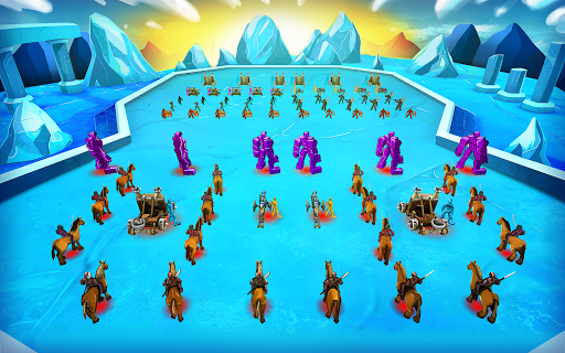 Epic Battle Simulator apkmr screenshots 2