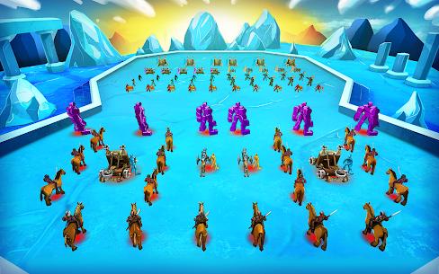Epic Battle Simulator MOD (Unlimited Diamonds/Unlocked) 2