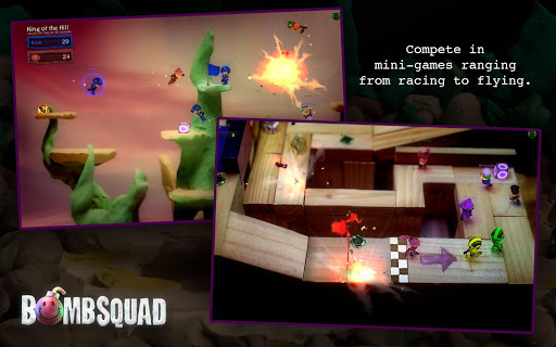Code Triche BombSquad (Astuce) APK MOD screenshots 4