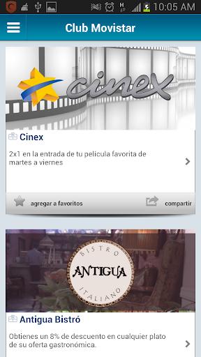 Movistar android2mod screenshots 5