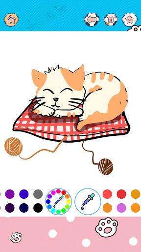 Colorful Cat 1.0.1 screenshots 3