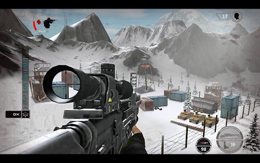 Mountain Sniper Shooting: 3D FPS 8.3.6 screenshots 10