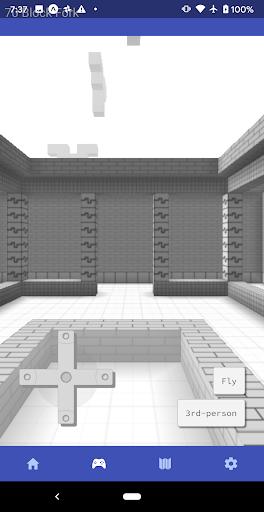 Cryptovoxels apkdebit screenshots 2