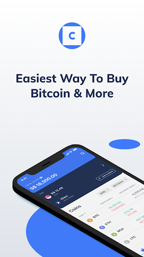 Coinhako - Crypto Wallet. Buy, Sell, Swap Bitcoin. 2.1.0 Screenshots 1