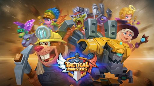 Tactical Monsters Rumble Arena -Tactics & Strategy screenshots 15